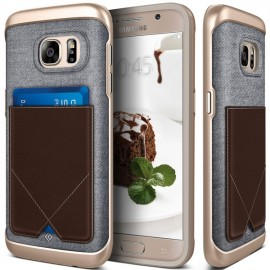 Etui Caseology Messenger Samsung Galaxy S7 Brown