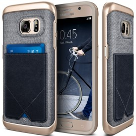 Etui Caseology Messenger Samsung Galaxy S7 Navy Blue