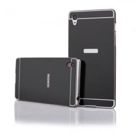 Etui Luxury Mirror Bumper Sony Xperia Z3 Grey