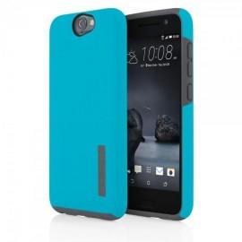 Etui Incipio Dual Pro HTC One A9 Cyan