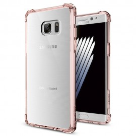 Etui Spigen Crystal Shell Samsung Galaxy Note 7 Rose Crystal