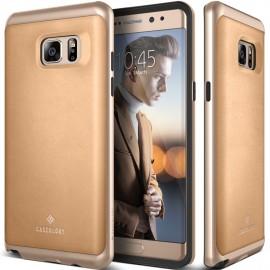 Etui Caseology Envoy Samsung Galaxy Note 7 Leather Beige