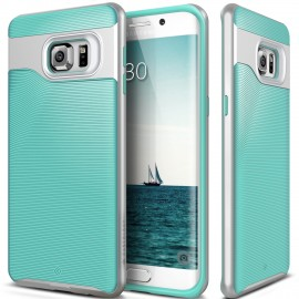 Etui Caseology Wavelenght Samsung Galaxy S6 Edge Plus Turquoise Mint
