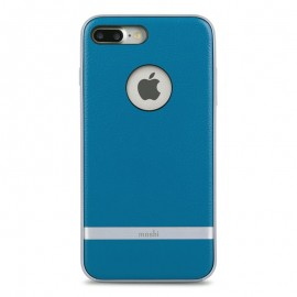 Etui Moshi Napa iPhone 7 Plus Marine Blue