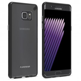 Etui PureGear Slim Shell Samsung Galaxy Note 7 Clear & Black