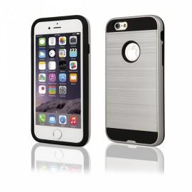 Etui Motomo Case iPhone 6 / 6s Silver
