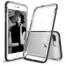 Etui Rearth Ringke Fusion Frame iPhone 7 Plus Black