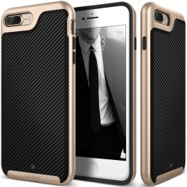Etui Caseology Envoy iPhone 7 Plus 5,5'' Carbon Fiber Black