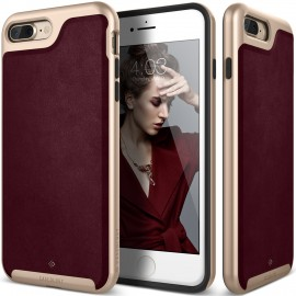 Etui Caseology Envoy iPhone 7 Plus 5,5'' Leather Cherry Oak