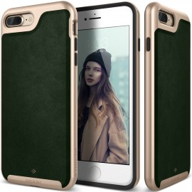 Etui Caseology Envoy iPhone 7 Plus 5,5'' Leather Green
