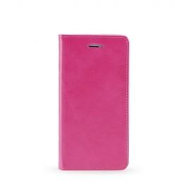 Etui Kabura Magnet Book Case Samsung Galaxy J1 2016 Pink
