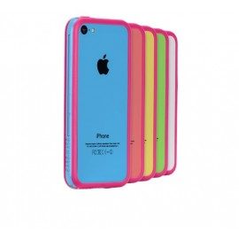 Case-Mate Hula Bumper iPhone 5c Pink