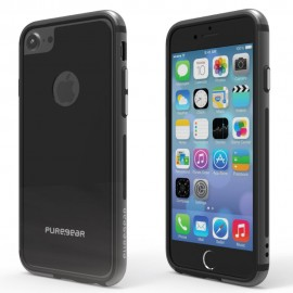 Etui PureGear GlassBak 360 iPhone 7 / 8 Black