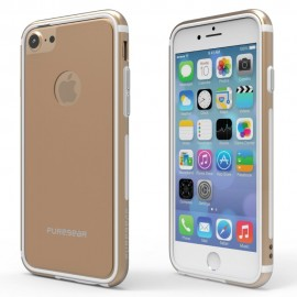 Etui PureGear GlassBak 360 iPhone 7 / 8 Gold