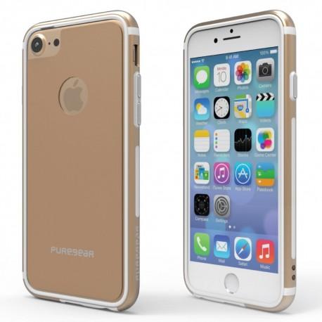 Etui PureGear GlassBack 360 iPhone 7 4,7'' Gold