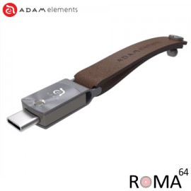 Adam Elements ROMA Flash Drive 64gb Grey