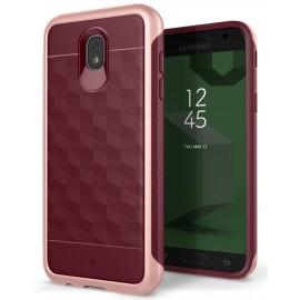 Etui Caseology Samsung Galaxy J5 2017 Parallax Burgundy