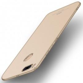 Etui MSVII Xiaomi Redmi 4x Gold + Szkło