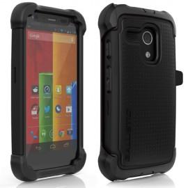 Ballistic Tough Jacket Maxx Motorola Moto G Black/Black