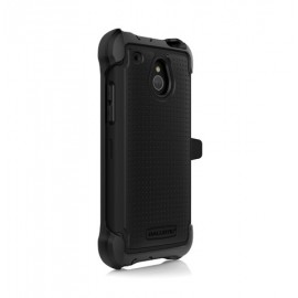 Ballistic Tough Jacket Maxx HTC One Mini M4 Black/Black