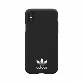 Etui Adidas iPhone X Moulded Black