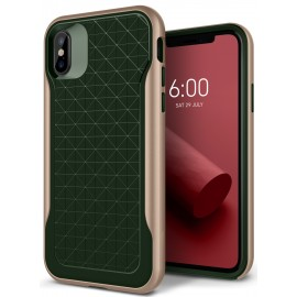 Etui Caseology iPhone X Apex Pine Green