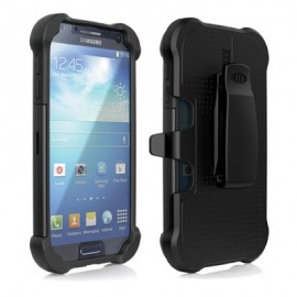 Ballistic Tough Jacket Maxx Samsung Galaxy S4 Black/Black