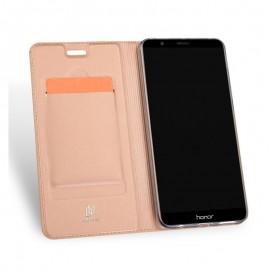 Etui DuxDucis SkinPro Huawei Honor 7x Rose + Szkło