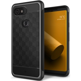Etui Caseology Google Pixel 2 XL Parallax Charcoal Grey
