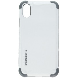 Etui PureGear Dualtek iPhone X White