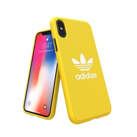 Etui Adidas iPhone X Adicolor Yellow