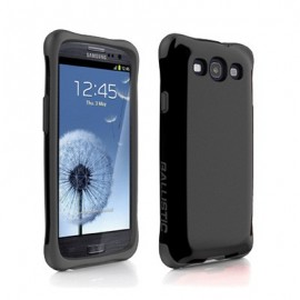 Ballistic Urbanite Samsung Galaxy S3 Black/Dark Grey
