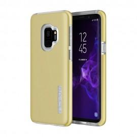Etui Incipio DualPro Samsung Galaxy S9+ Iridescent Rusted Gold