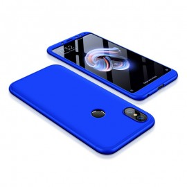 Etui 360 Protection Xiaomi Redmi Note 5 Blue