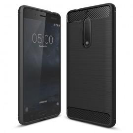Futerał Forcell CARBON Nokia 5 Black