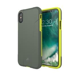 Etui Adidas iPhone X SP Solo Case Solar Yellow