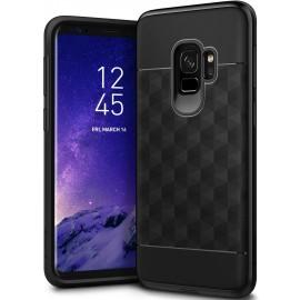 Etui Caseology Samsung Galaxy S9 Parallax Black
