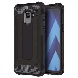 Etui Hybrid Armor Samsung Galaxy A8 2018 Black