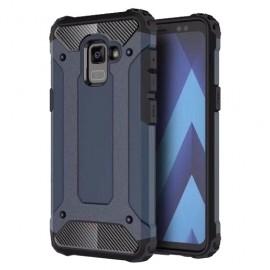 Etui Hybrid Armor Samsung Galaxy A8 2018 Blue