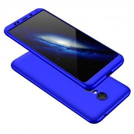 Etui 360 Protection Xiaomi Redmi 5 Plus Blue