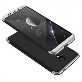 Etui 360 Protection Xiaomi Redmi 5 Plus Black/Silver