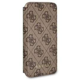 Etui Guess Iphone 7 / 8 4G Book Brown