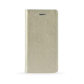 Etui Kabura Magnet Book Case Huawei Y6 2018 gold
