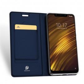 Etui DuxDucis SkinPro Xiaomi Pocophone F1 Blue