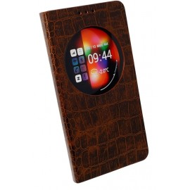 Avoc Z-View Nuovo Diary Samsung Galaxy Note 3 Brown