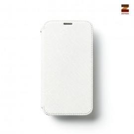 Zenus Minimal Diary Samsung Galaxy S5 White