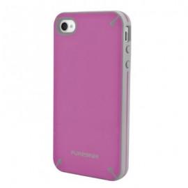 PureGear Slim Shell iPhone 4 4s Raspberry