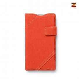 Zenus Cambridge Diary Sony Xperia Z1 Orange