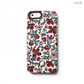 Avoc Liberty Flower Bar iPhone 5/5s Violet
