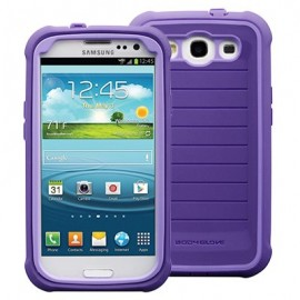 Body Glove Shocksuit Samsung Galaxy S3 Plum